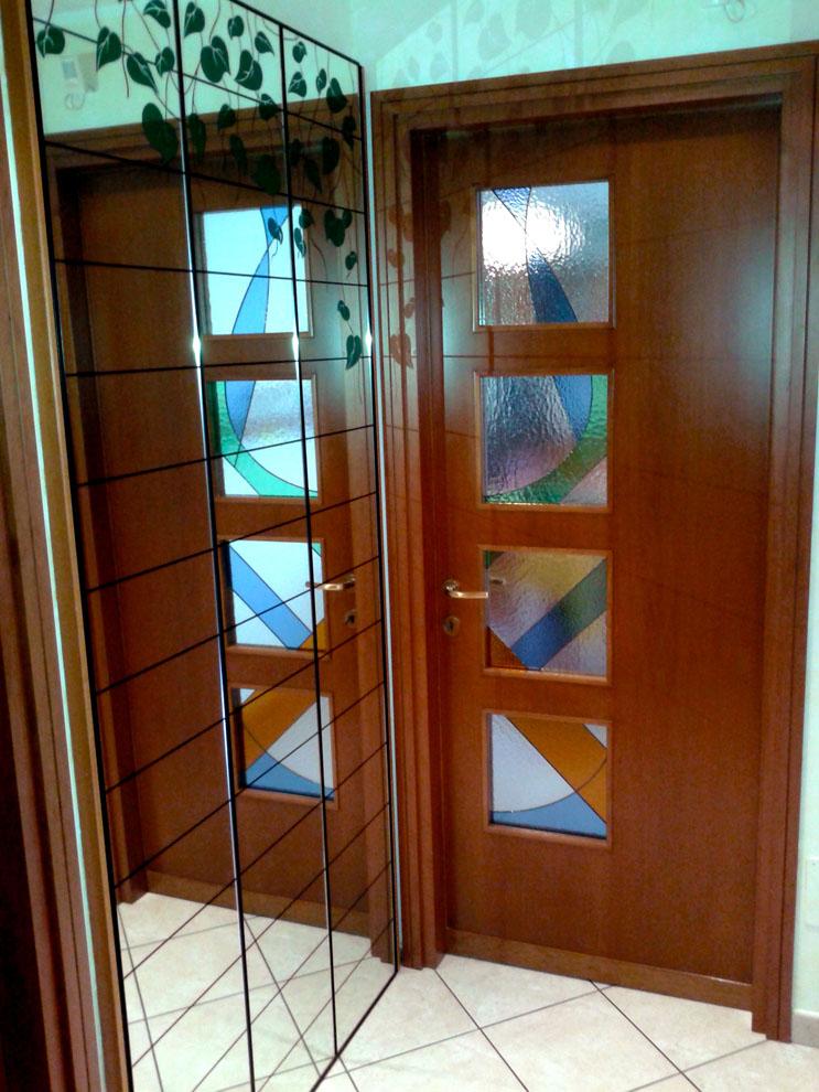 Vetrate per porte vetrate per finestre e divisori - Vetri antiriflesso per finestre ...